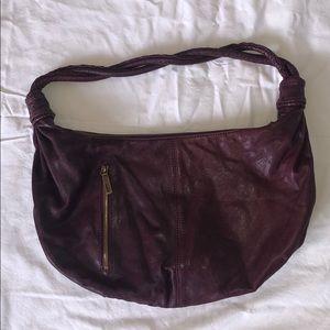 Hobo International vintage leather shoulder bag